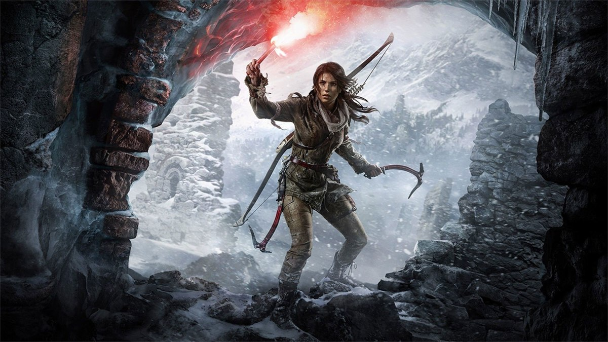 TOMB RAIDER | DIVULGADO O THE MAKING OF A TOMB RAIDER