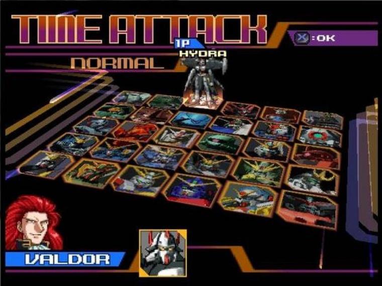 [Análise Retro Game] - Gundam Battle Assault 2 - Playstation One Gundambattleassault-2-image5