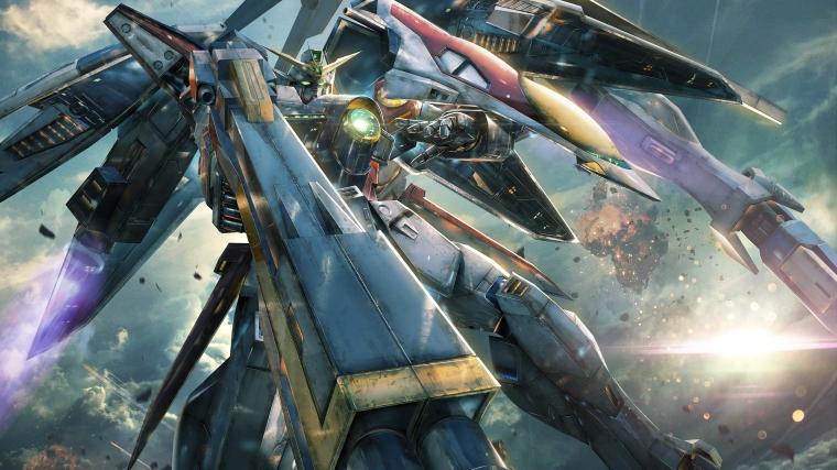 Gundamversus6