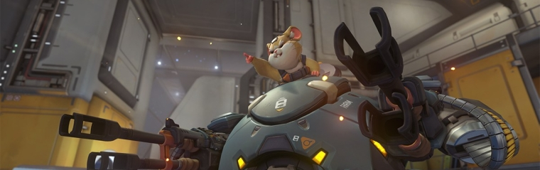 Hammond - Wrecking Ball - Tema - Wallpapre - Overwatch