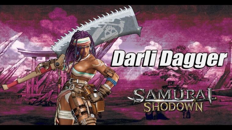 DarliDagger