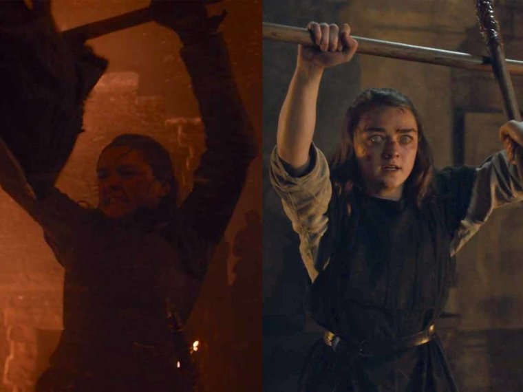 arya training