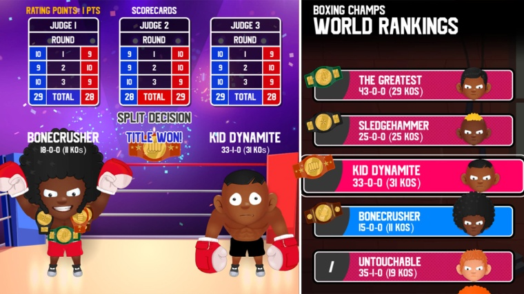 Boxing Champs4