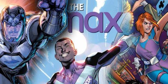 Família Marvel: To the Max | DC & HBO Max fazem Parceria para ...