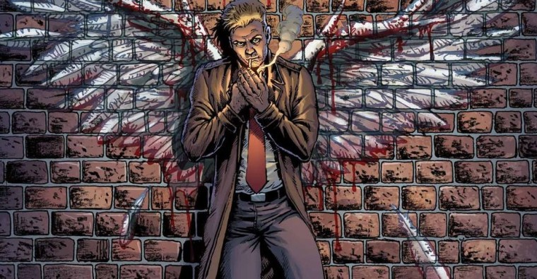 Hellblazer: Rise and Fall | A mais nova minissérie de John ...