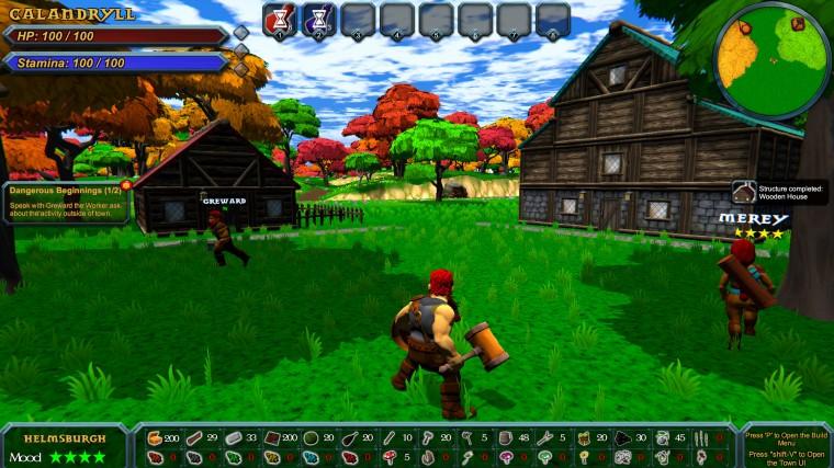 HammerHelm Screenshot 6