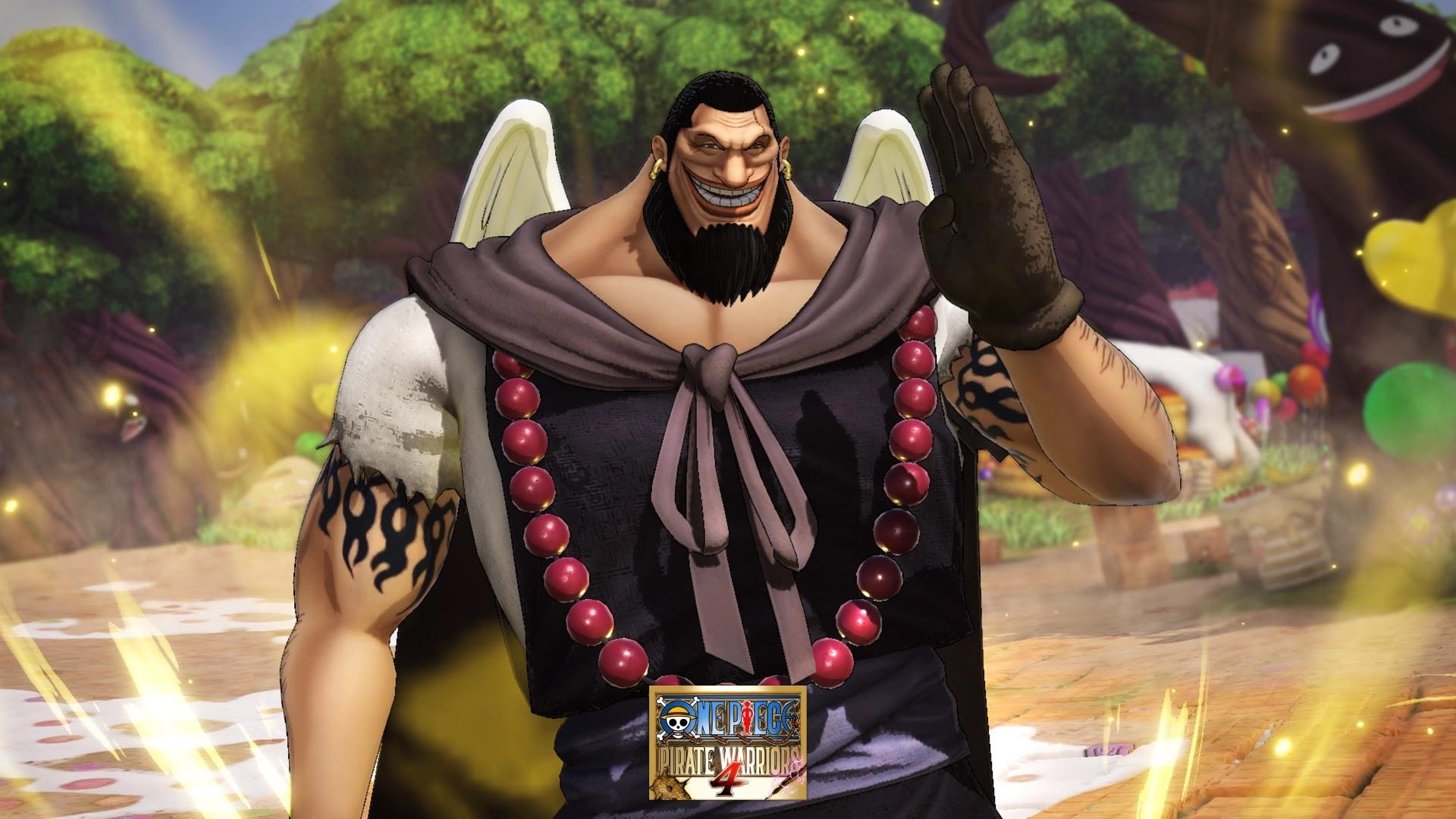 One Piece: Pirate Warriors 4 (Switch): reveladas primeiras imagens de Urouge,  novo personagem DLC - Nintendo Blast
