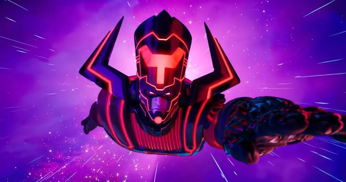 Fortnite: Como conseguir a arma do Galactus