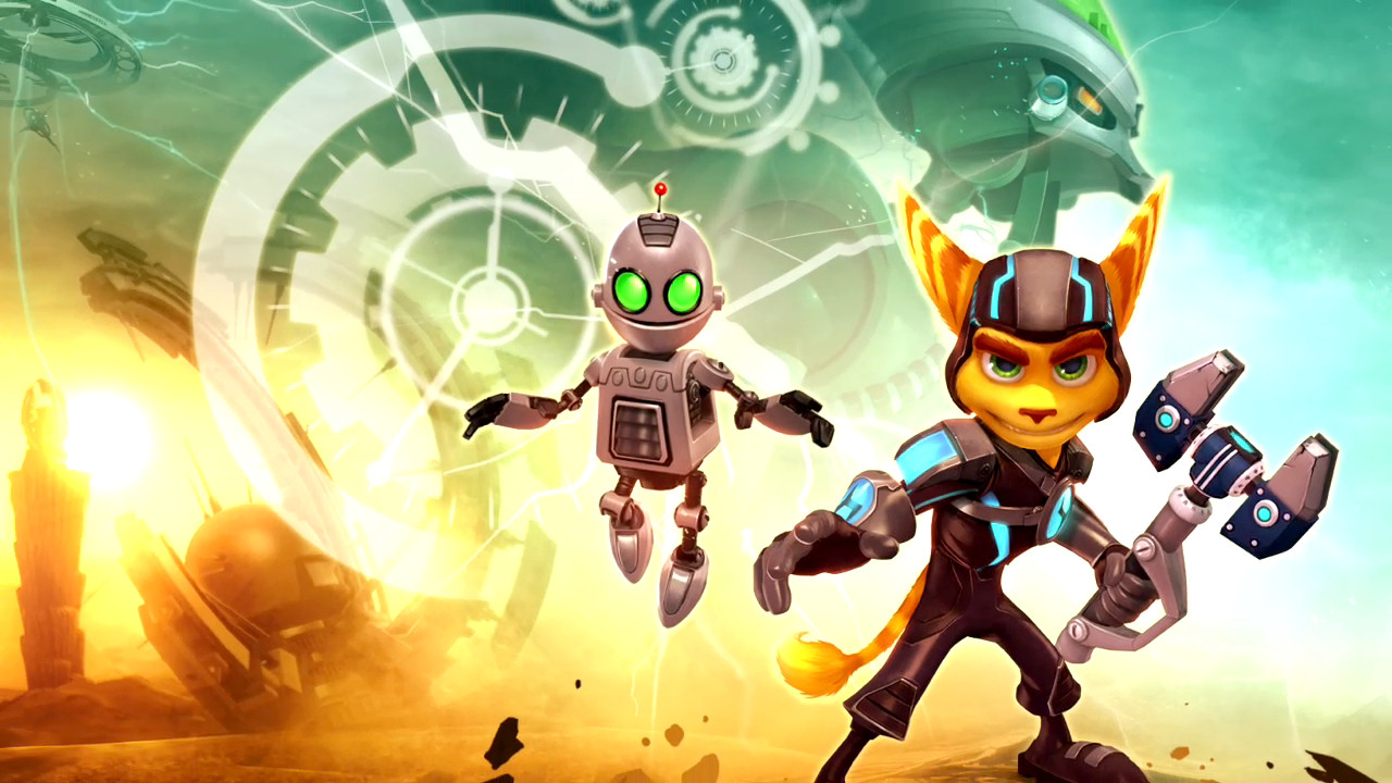 Rumor: A New Ratchet & Clank Game is in Development for PS4 — The Nobeds