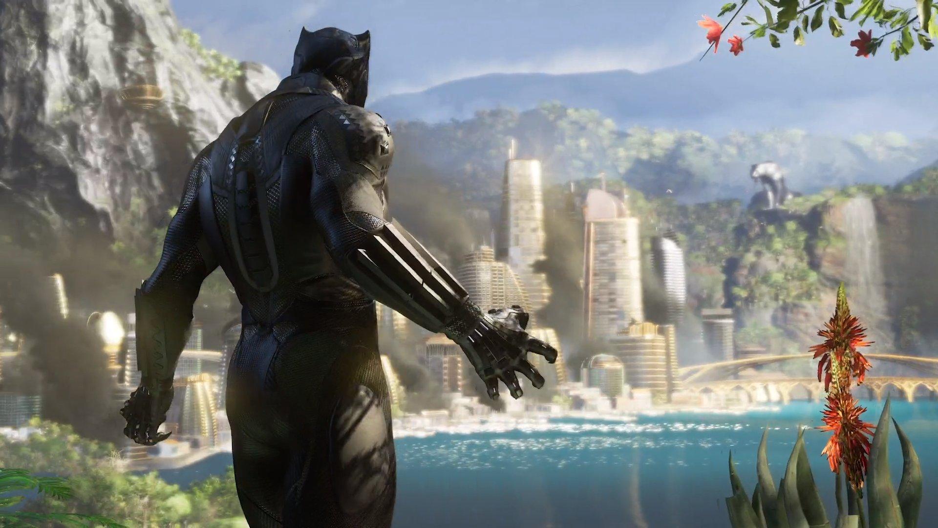 Marvel's Avengers (Multi): expansão do Pantera Negra é anunciada para o  game - GameBlast