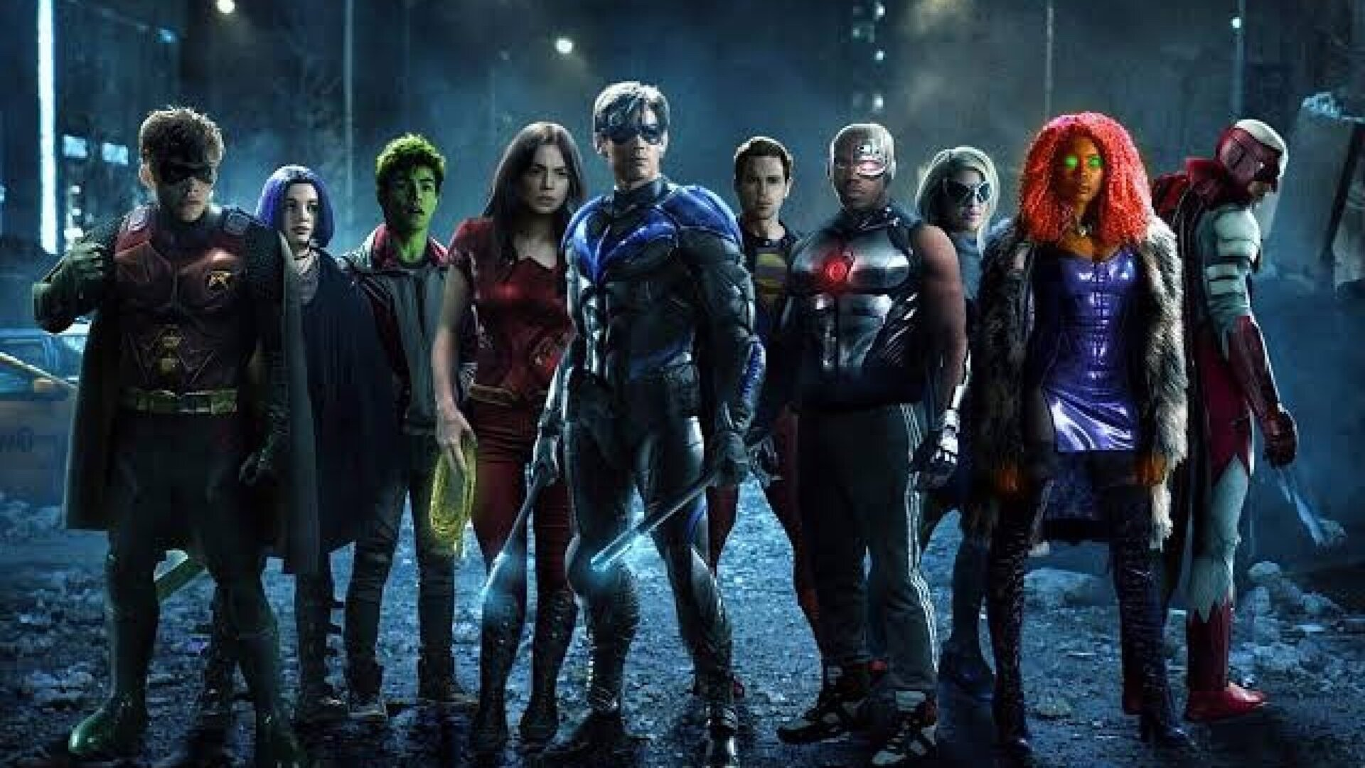 DC's TITANS Season 3 Gets Its HBO Max Release Date — GeekTyrant